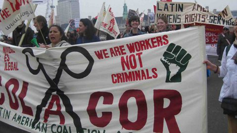 Margareta Kern asks 'Who are the migrant workers today?'