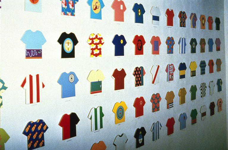 Art, football and interpretations of Africa