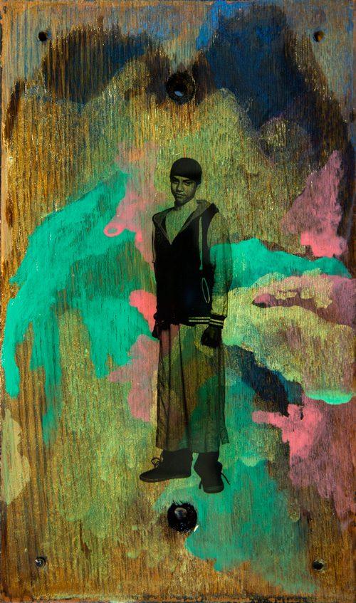 Shiraz Bayjoo, Bow Boys Archive, 2011