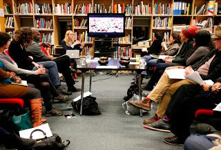 Stuart Hall Library Research Network, second meeting, 28 Februrary 2013