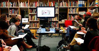 Stuart Hall Library Research Network meeting, Thursday 21 November, 6.30-8.00