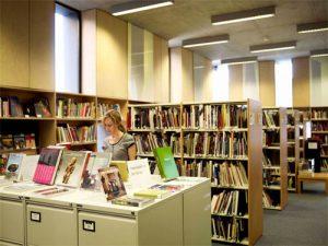 Stuart Hall Library